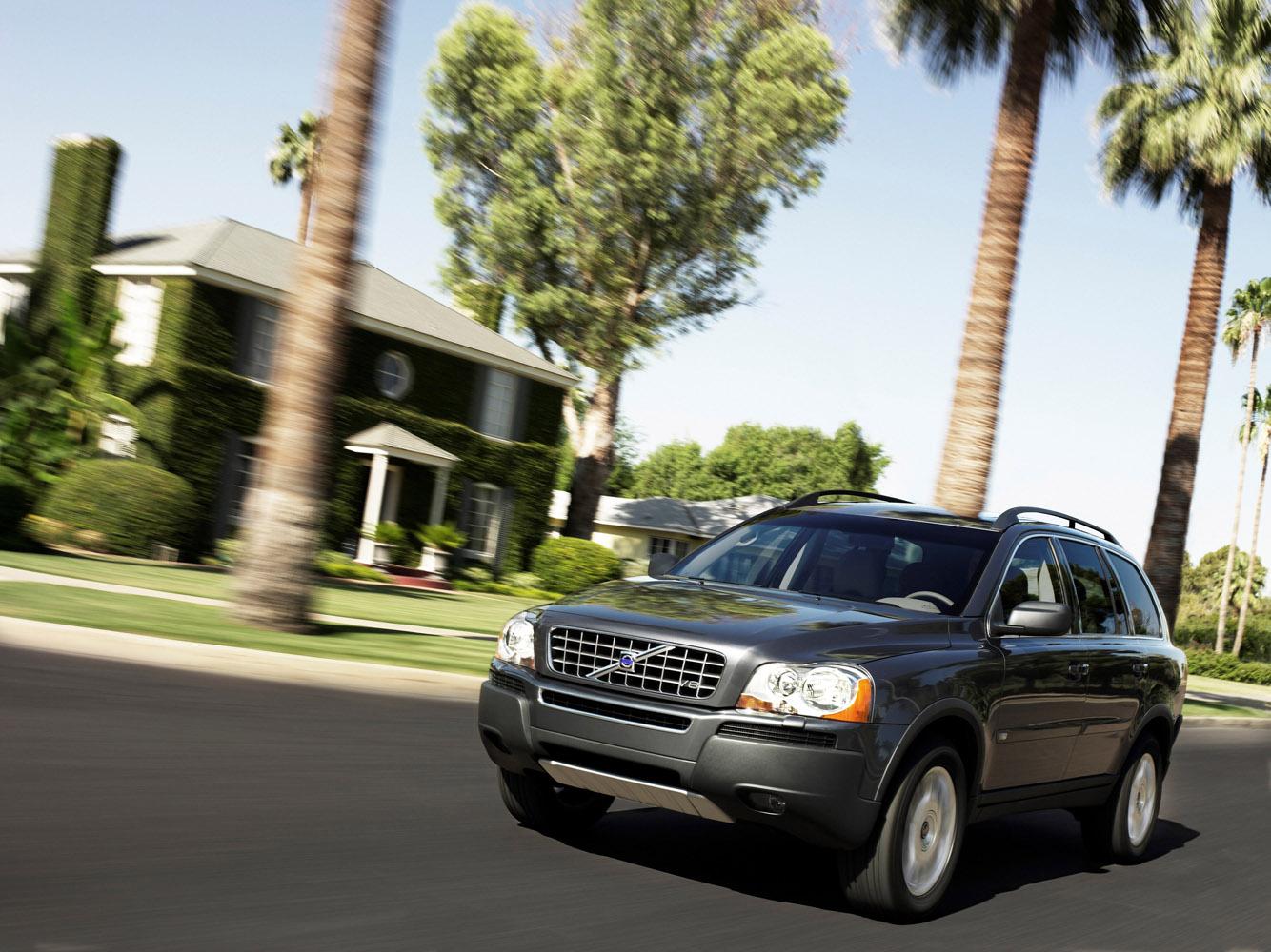 12 years Volvo XC90