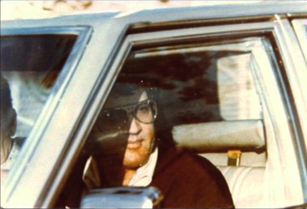 1977 Elvis Presley Cadillac Seville