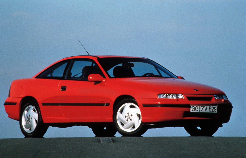 1989 Opel Calibra