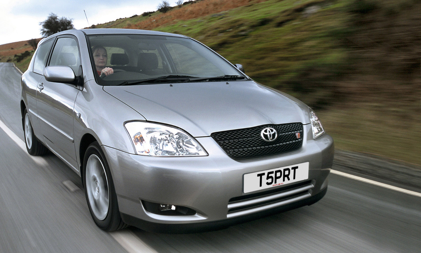 2002 Toyota Corolla T Sport picture - Cars on the net
