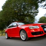 2009 Audi RS 6 Picture 2
