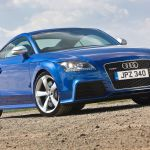 2009 Audi TT RS Coupe Picture 2