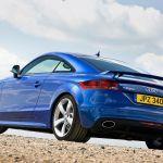 2009 Audi TT RS Coupe Picture 3