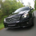 2009 Mercedes-Benz C63 picture #2