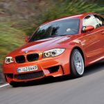 2010 BMW 1 Series M Coupe Picture 1