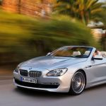 2010 BMW 6 Series Convertible Picture 1