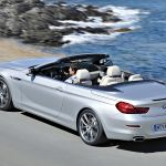 2010 BMW 6 Series Convertible Picture 2