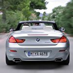 2010 BMW 6 Series Convertible Picture 3