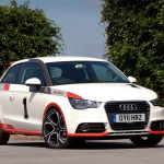 2011 Audi A1 Competition Line Picture 1