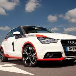 2011 Audi A1 Competition Line Picture 2