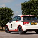 2011 Audi A1 Competition Line Picture 4