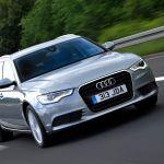 2011 Audi A6 Avant Picture 2