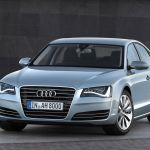 2011 Audi A8 hybrid Picture 1