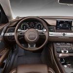 2011 Audi A8 hybrid Picture 6