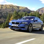 2011 BMW M5 Saloon Picture 4