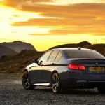 2011 BMW M5 Saloon Picture 6