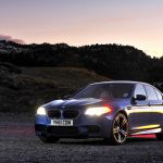 2011 BMW M5 Saloon Picture 7