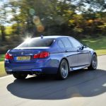2011 BMW M5 Saloon Picture 13