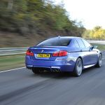 2011 BMW M5 Saloon Picture 15