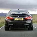 2011 BMW M5 Saloon Picture 18