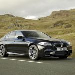 2011 BMW M5 Saloon Picture 24