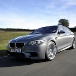 2011 BMW M5 Saloon Picture 29