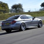 2011 BMW M5 Saloon Picture 30