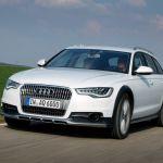 2012 Audi A6 allroad quattro Picture 2