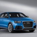 2012 Audi RS Q3 Concept Picture 1