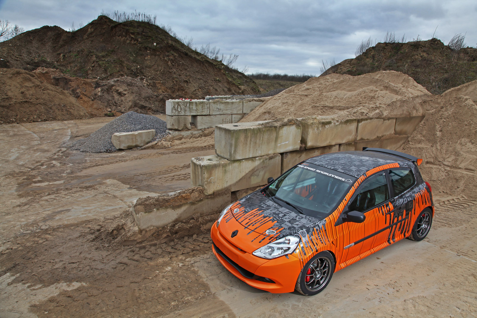 2012 Cam Shaft Renault Clio