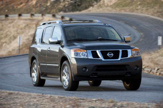 2012 Nissan Armada Picture 1