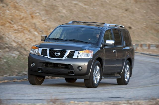 2012 Nissan Armada Picture 4