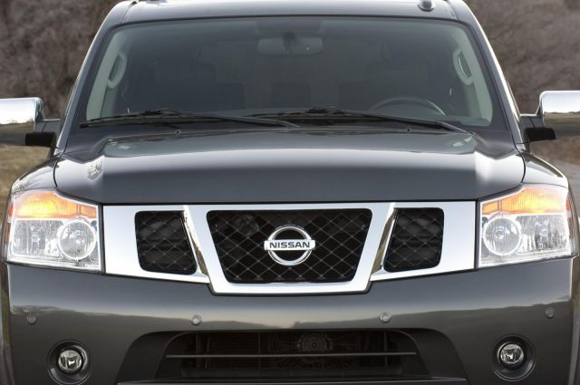 2012 Nissan Armada Picture 5