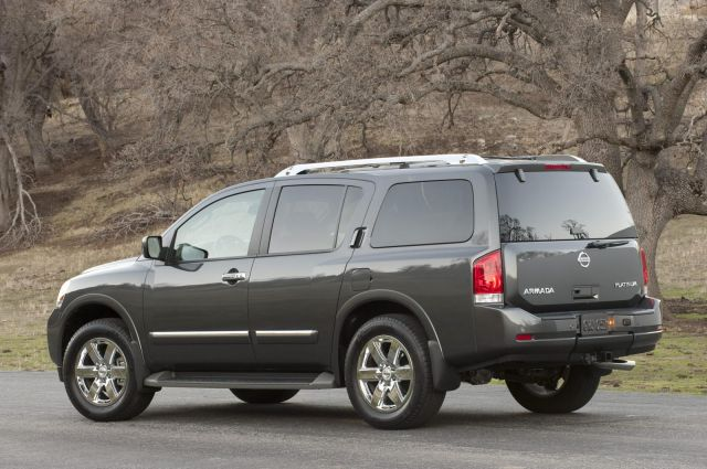 2012 Nissan Armada Picture 6