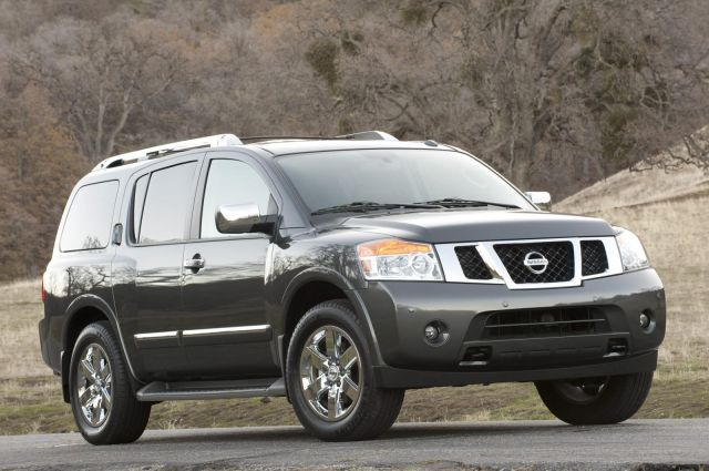 2012 Nissan Armada Picture 7