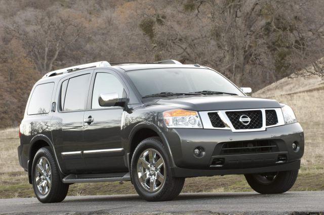 2012 Nissan Armada Picture 7