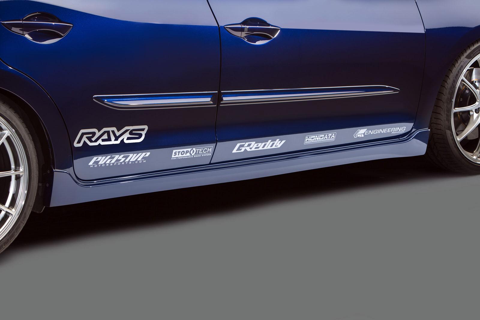 2013 Acura ILX Street Build