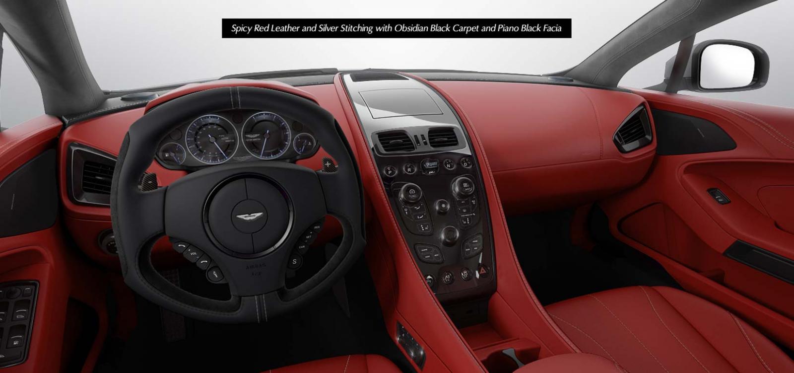 ... 2013 Aston Martin Vanquish