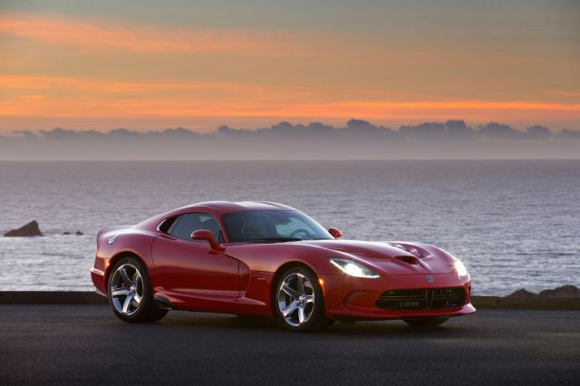 2013 Dodge Viper SRT Picture 5