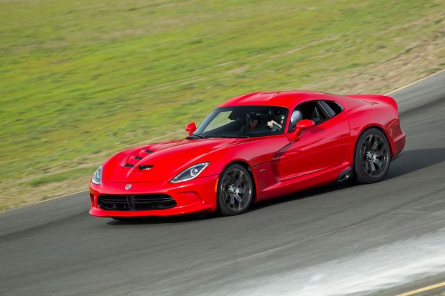 2013 Dodge Viper SRT Picture 6