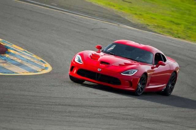 2013 Dodge Viper SRT Picture 8