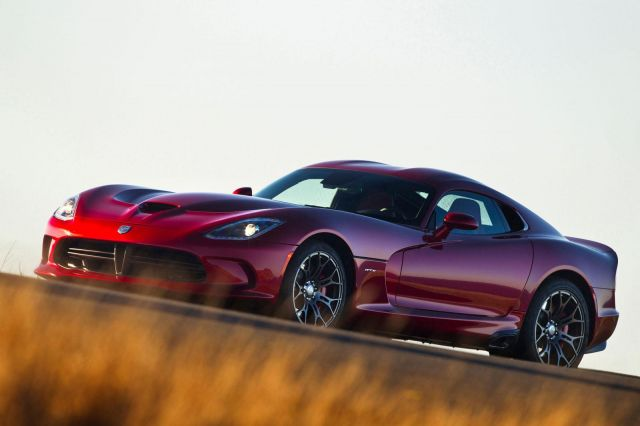 2013 Dodge Viper SRT Picture 18