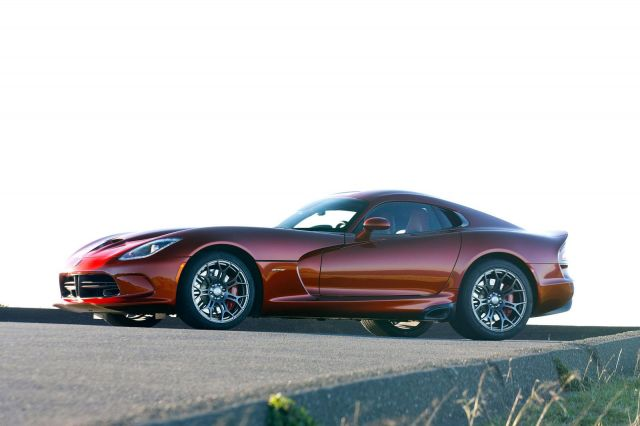 2013 Dodge Viper SRT Picture 19