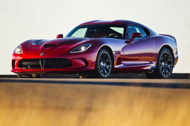 2013 Dodge Viper SRT Picture 22