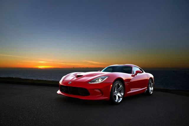 2013 Dodge Viper SRT Picture 23