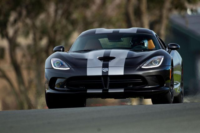 2013 Dodge Viper SRT Picture 27