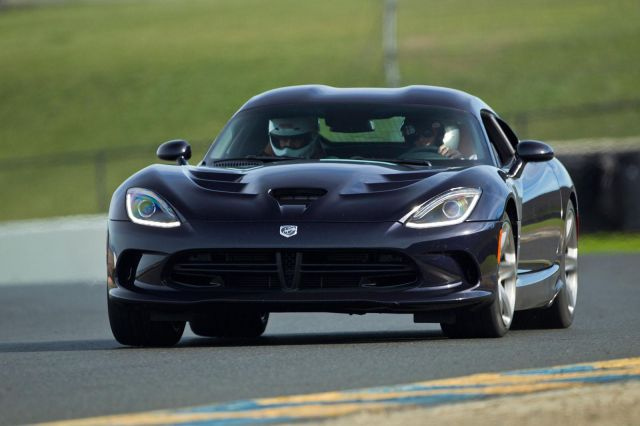 2013 Dodge Viper SRT Picture 32