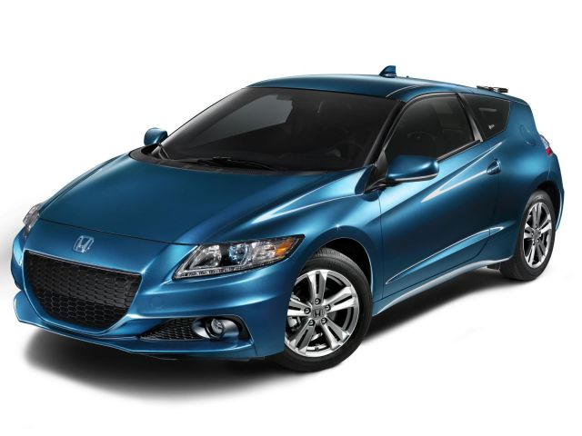 2013 Honda CR-Z Sport Hybrid Coupe Picture 1