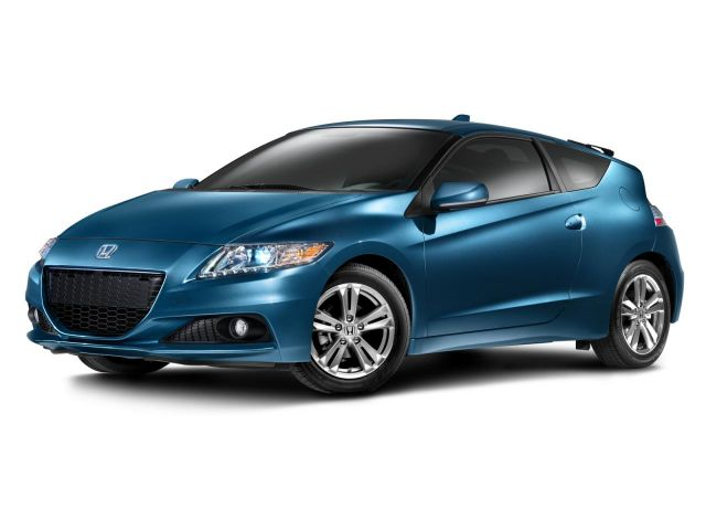 2013 Honda CR-Z Sport Hybrid Coupe Picture 2
