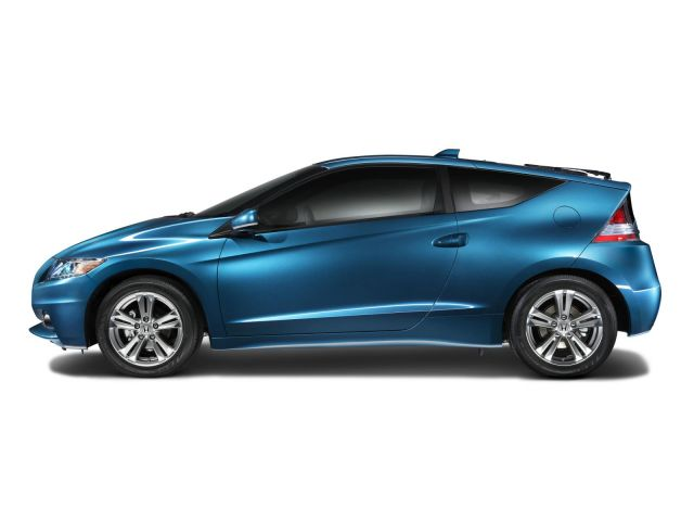 2013 Honda CR-Z Sport Hybrid Coupe Picture 3